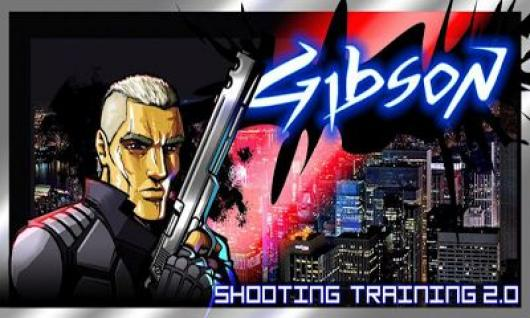 Cyberpunk Shooting Training