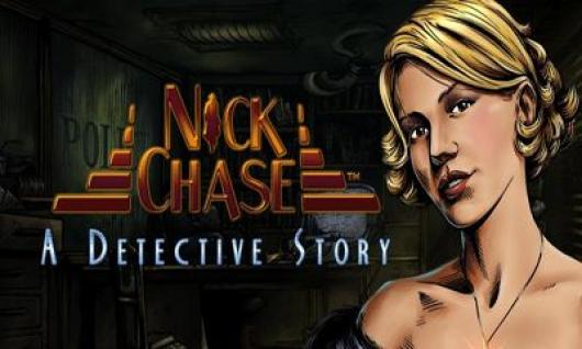 Nick Chase Detective