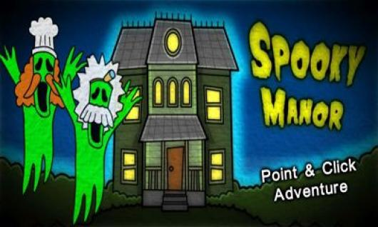 Spooky Manor