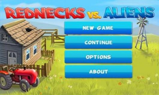 Rednecks Vs Aliens