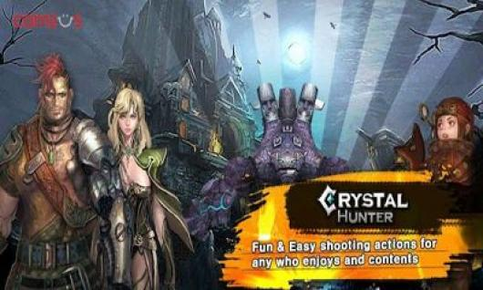 Crystal Hunter