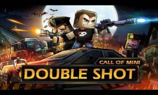 Call of Mini Double Shot