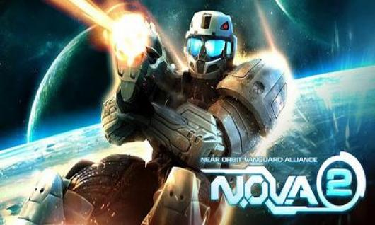 N.O.V.A. 2 - Near Orbit Vanguard Alliance