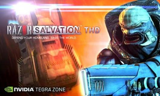 Razor Salvation THD
