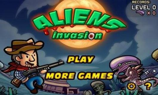 Aliens Invasion