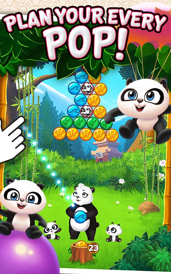Скачать игру на андроид панда