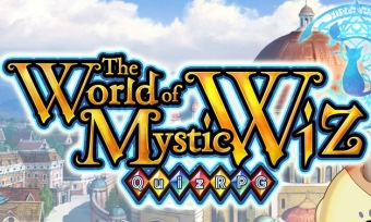 Quiz RPG: World of Mystic Wiz